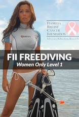 Force-E FII Level 1 Freediving Class (Ladies Only), Oct 27 & 28