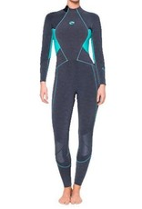 Huish Bare Women's 3mm Evoke Full Wetsuit