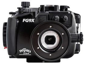 Fantasea Fantasea FG9X Housing & Canon G9X Camera Set