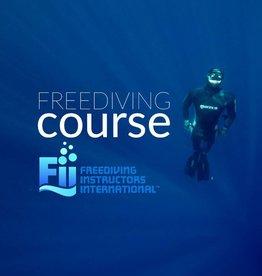 Force-E Class FII Freediving Level 1