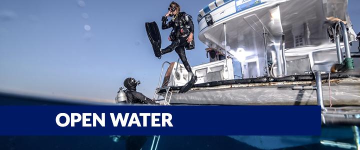 Boca Open Water Scuba