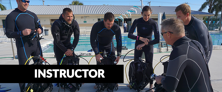 South Florida SSI Instructor Course