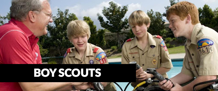 South Florida Boy Scouts Scuba
