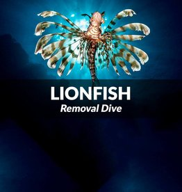 Force-E Scuba Centers Lionfish Removal Dive