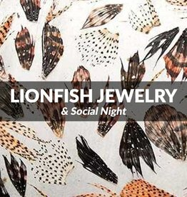 Force-E Scuba Centers Lionfish Jewelry & Social Night