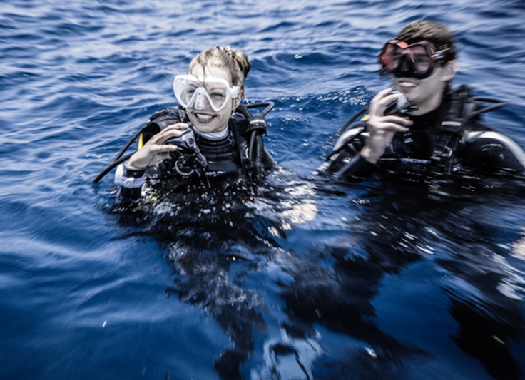 Scuba Diving Training South Florida