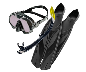 Mask, Fins, Snorkel Kit Rental