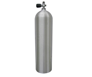 Aluminum Tank Rental w/Air