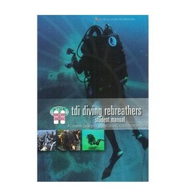 TDI TDI Diving Rebreather CCR Diver Manual /KQ