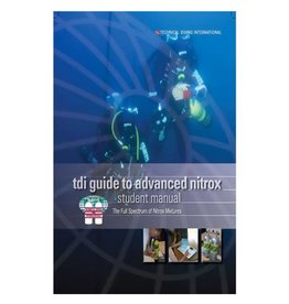 TDI TDI Advanced Nitrox Manual/Knowledge Quest