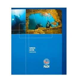 PADI PADI Wreck Diver Manual