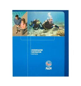PADI PADI Underwater Navigator Manual