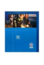PADI PADI Night Diver Manual