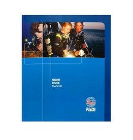 PADI PADI Night Diver Manual