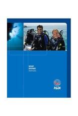 PADI PADI Boat Diver Specialty Manual