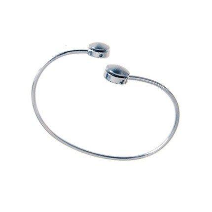 Bracelet Steel Bangle Small