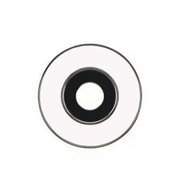 28mm Color White Disc