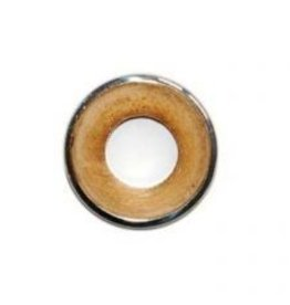 20mm Dome Gold Disc