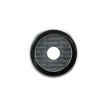 40mm Steel Rounded Disc