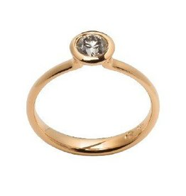 Diamond Ring Rose Gold