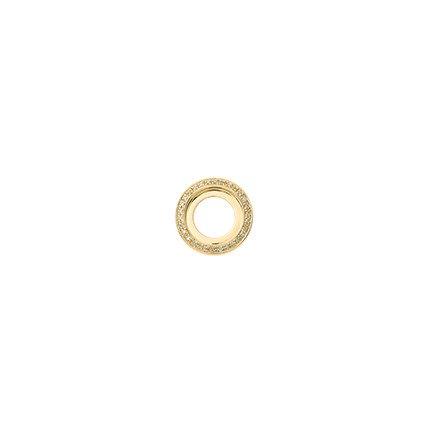 14mm Gold Diamond Disc