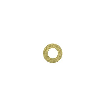 14mm Gold Disc