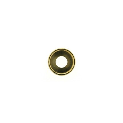 17mm Gold Disc