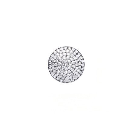 14mm Pave Diamond Centerpiece