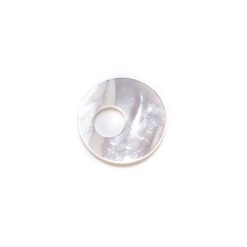 ECLIPSE-cultured pearl white 20mm