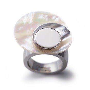 ECLIPSE-cultured pearl white-28mm
