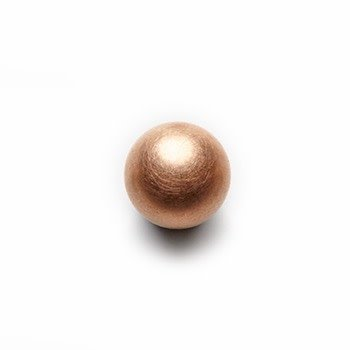 PLANETS-rose gold ball brushed-1mm Neck