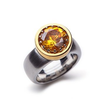 CROWN-citrine-10mm