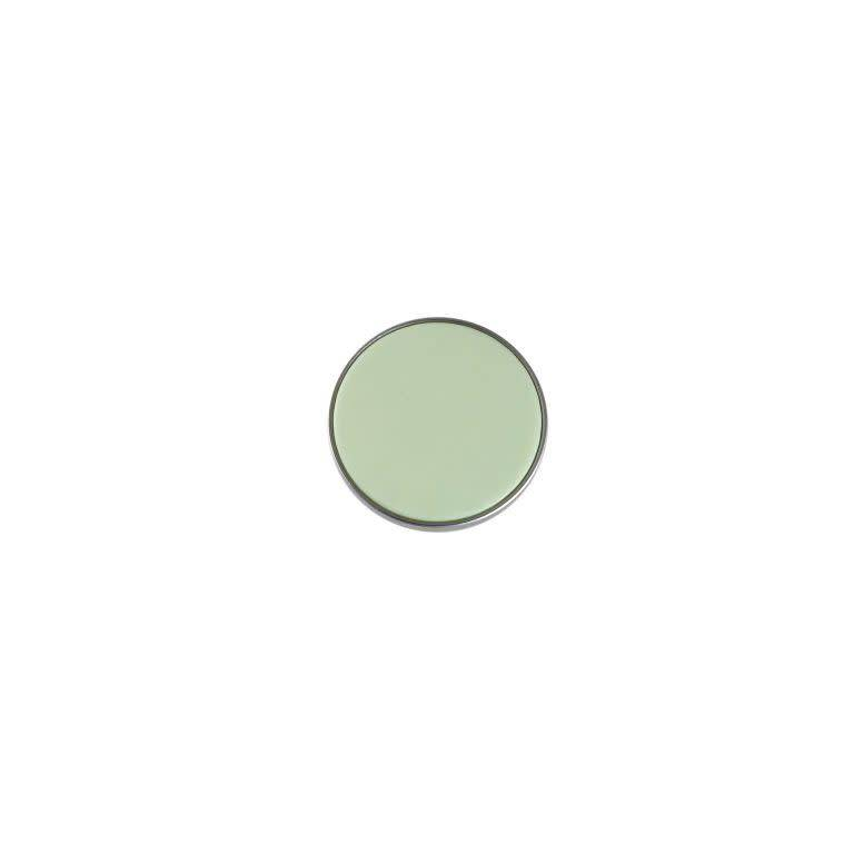 Color Button Light Green 10mm 2mm