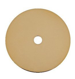 Disco Gold Plated 58mm polished/frosted