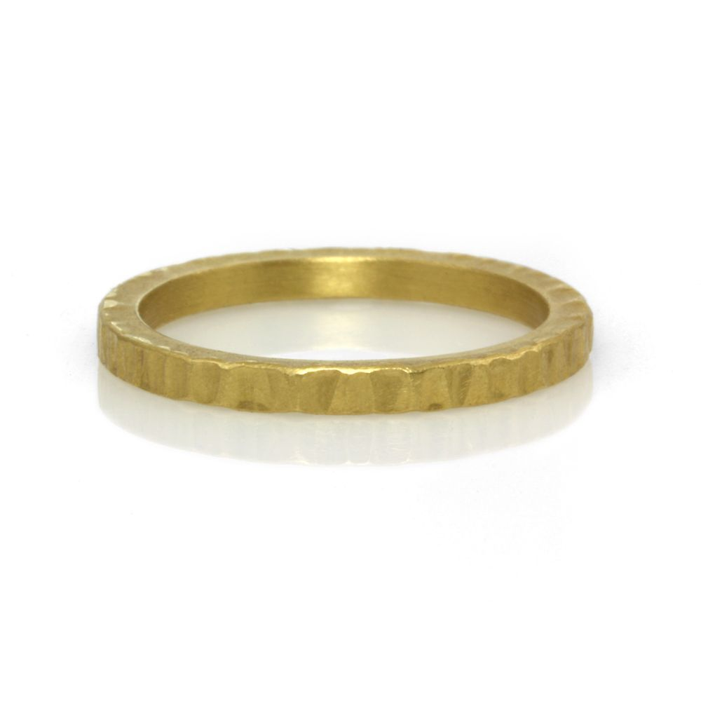 through the trees 22k gold 'the one' band