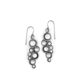 concave ~ convex prime . earrings