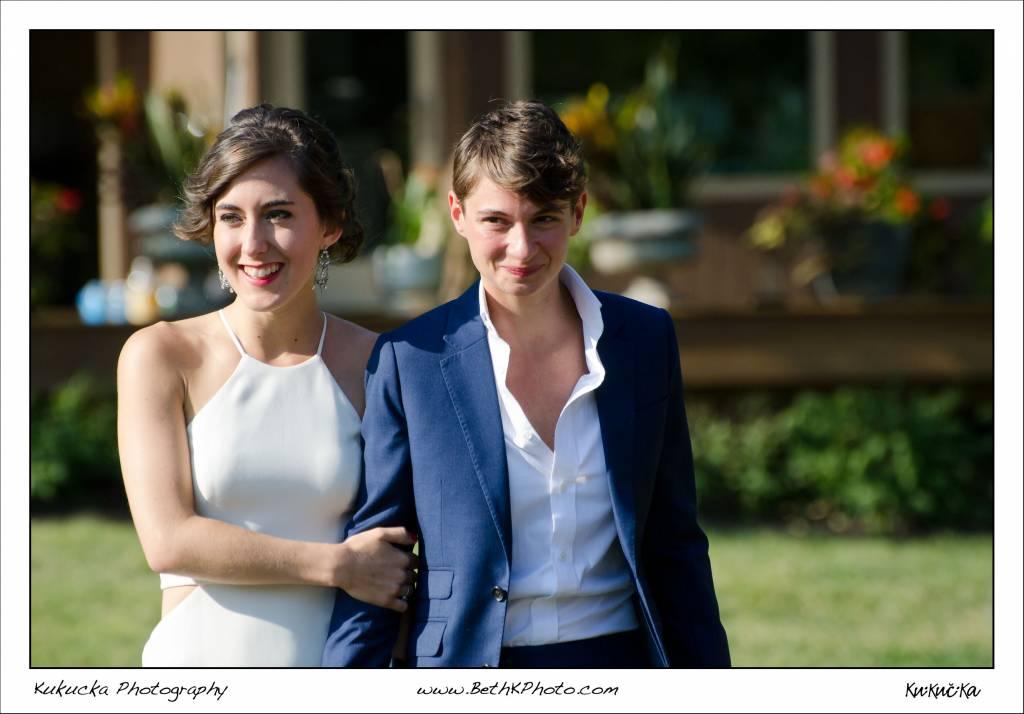 rachel & alexia's wedding