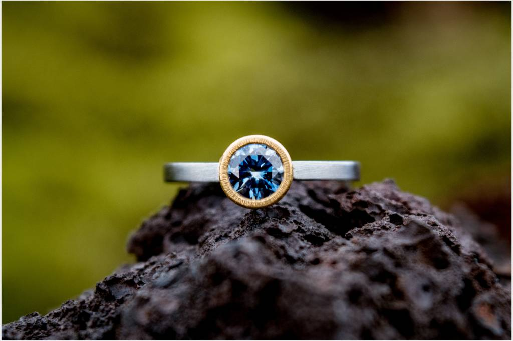 an Icelandic engagement