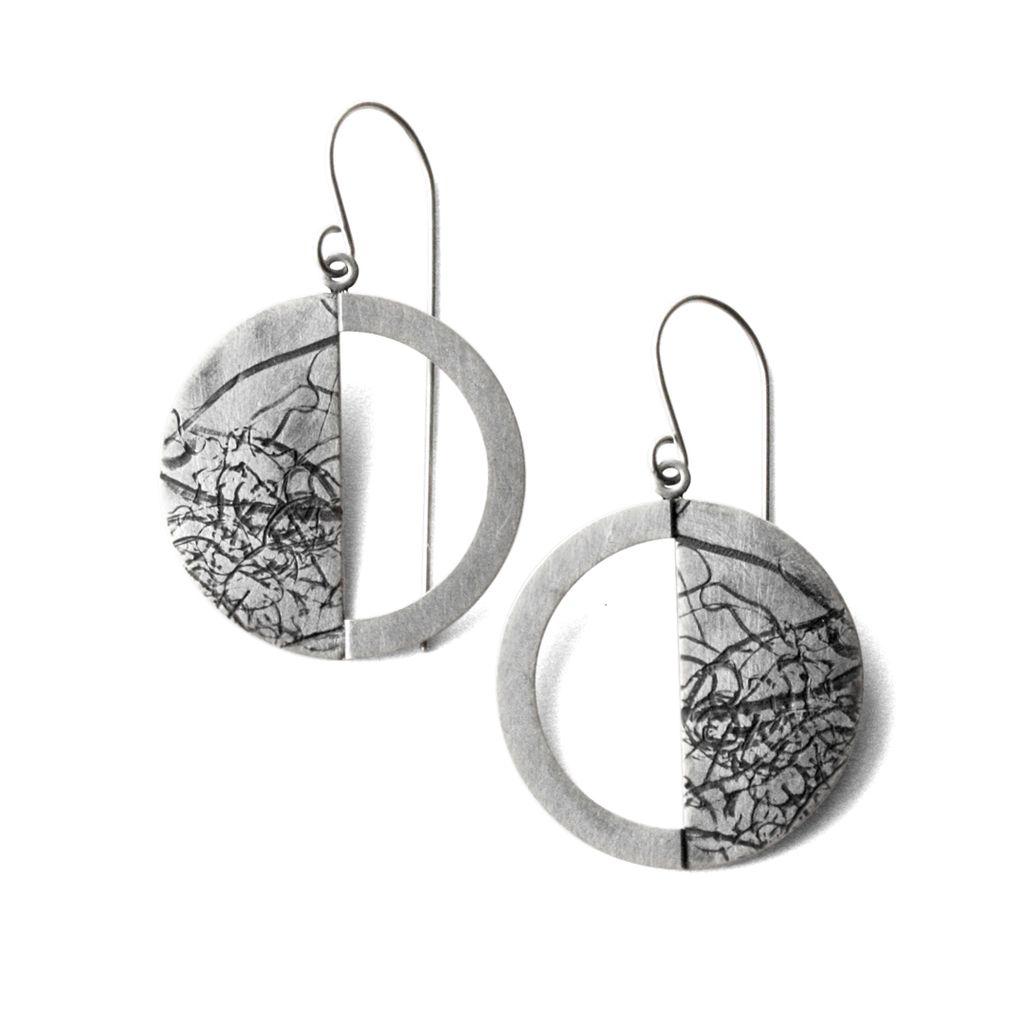 reflections #3. earring