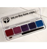 Collection Rainbow Palette - Cool Toned