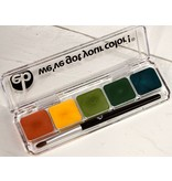 Collection Rainbow Palette