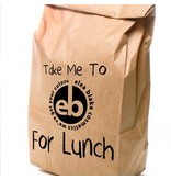 Take me to Lunch - bring your sack lunch to eb and learn