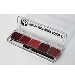 Winter [Red] Deep Winter Lip Palette