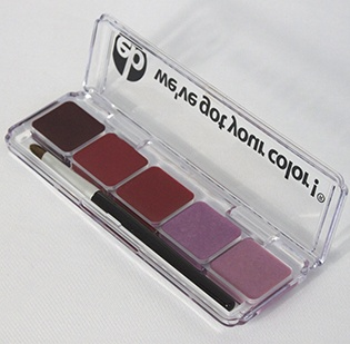 Winter [Red] Universal Winter Lip Palette