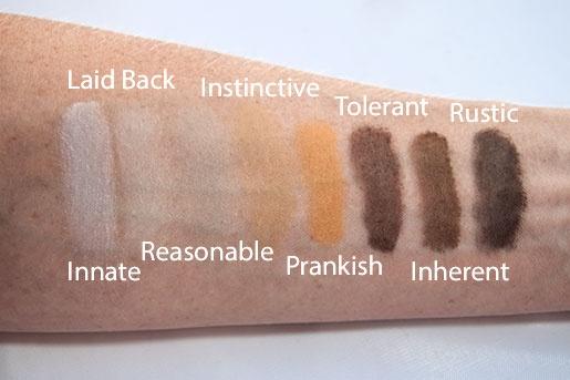 Autumn [Orange] Tolerant