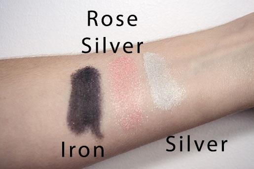 Summer [Blue] Rose Silver