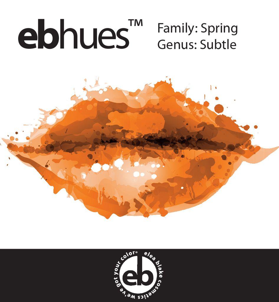 Spring [Yellow] Subtle Spring Lip Palette