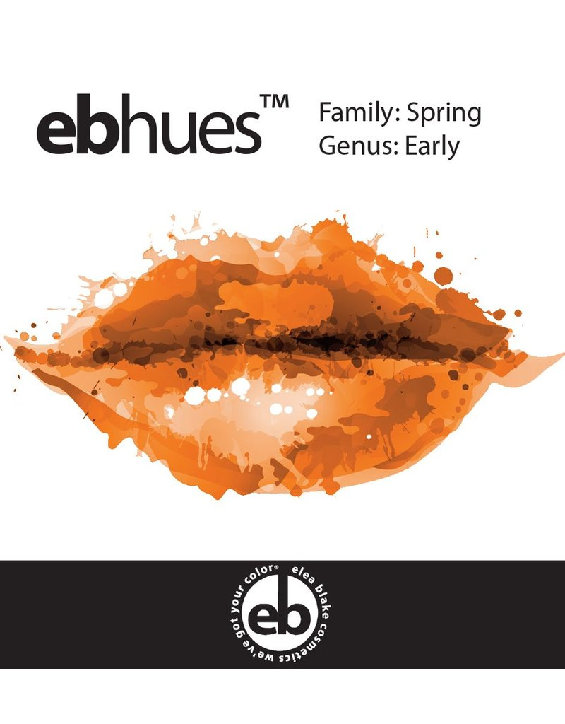 Spring [Yellow] Early Spring Lip Palette