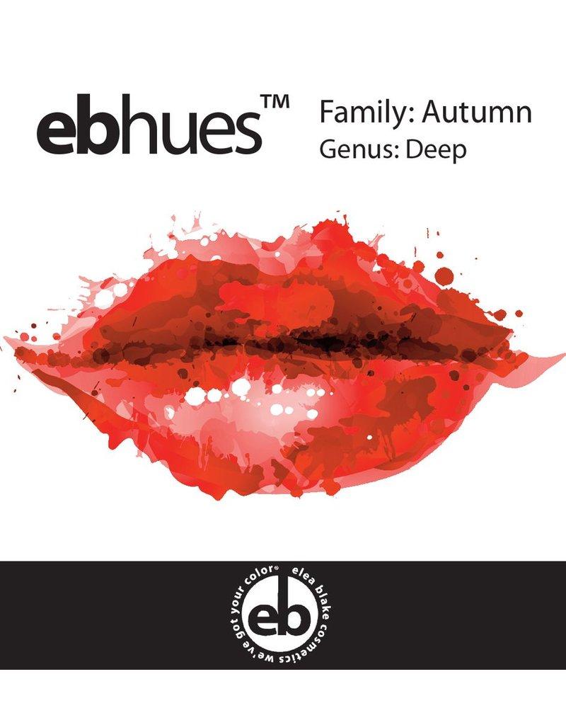 Autumn [Orange] Deep Autumn Lip Palette