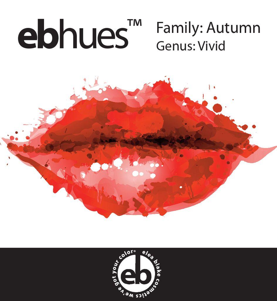 Autumn [Orange] Vivid Autumn Lip Palette